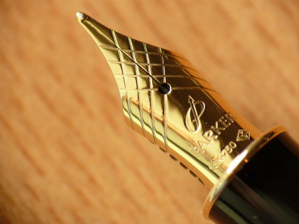 penna stilografica parker